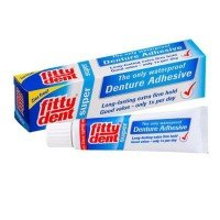 >Fittydent Dentures Adhesive Cream-40g